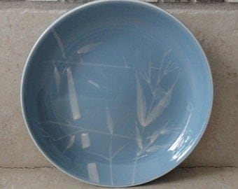 6 Winfield BLUE PACIFIC Bread / Dessert Plates - Set of 6