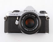Petite Pentax ME Super with Asahi 50mm f1.7 lens