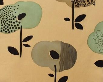 SALE - Broome Street Floral - Tea Sage from Alexander Henry
