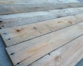 5 Pallet wood boards