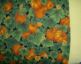 Pumpkin Patch large throw Canadian Blanket ***FREE SHIPPING*** Made in USA