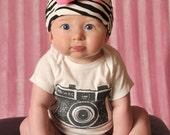 baby clothes baby onesie holga camera