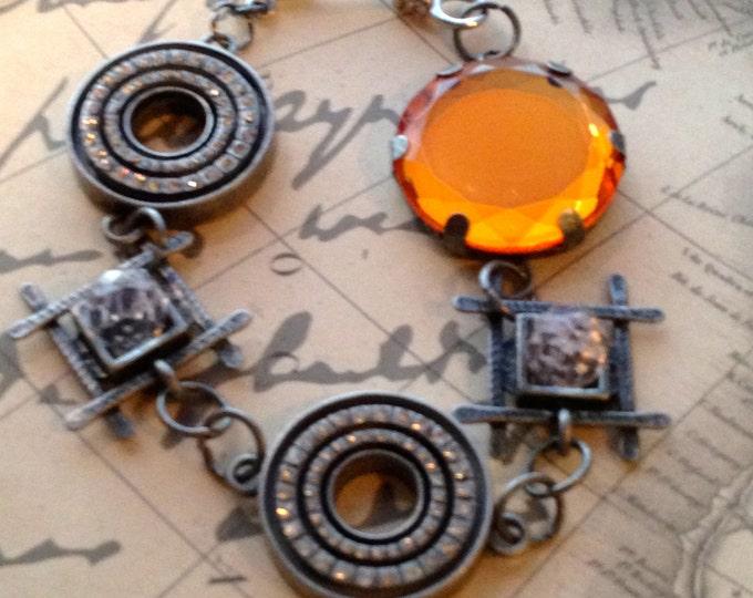 Jewelry Bracelet Metal Statement Bracelet for Women