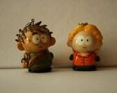 COMMISSION RESERVED- South Park Bigger Longer & Uncut Charms