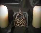 Lord Mocks Celtic knot Planchette (Spirit Pointer)