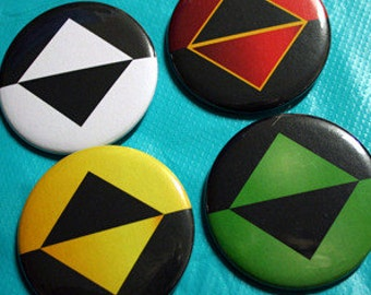 """Icons 2.25"""" Inch   Button, Magnet, Bottle Opener, Mirror"""