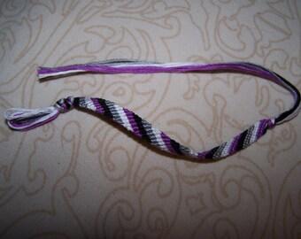 Asexual Friendship Bracelet