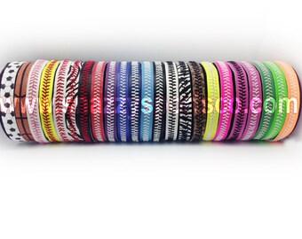 Softball Seam Headband (colors)