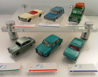 Vintage Matchbox Lesney Choice of Diecast Toy Cars Lot 1.  3 Left. Price is for 1 Car. Intact w Varying Wear