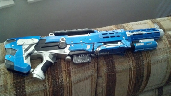 How To Spray Paint Plastic Guns Cosplay