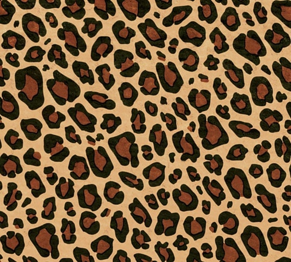 10 ct leopardo puntos hojas de papel para regalo bolsas 20 x - Papel decorativo de pared ...