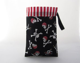 Pirate Party Favor Bags / Pirate Loot Bags