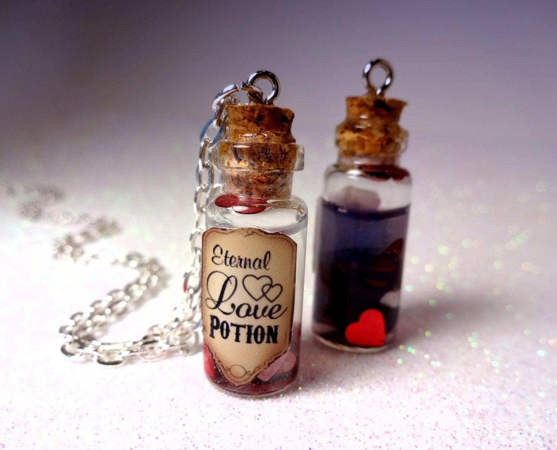 One Custom Eternal Love Potion