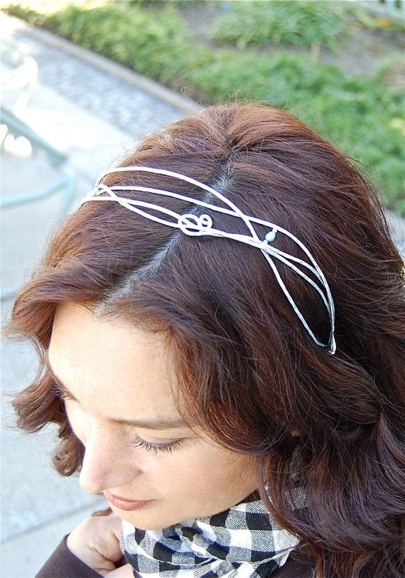 Silver Headband Hair Adornment  Muhtesem Yuzyil taclari, Hurrem Sultan, Harem Sac Aksesuarlari Birthday Christmas Prom Wedding
