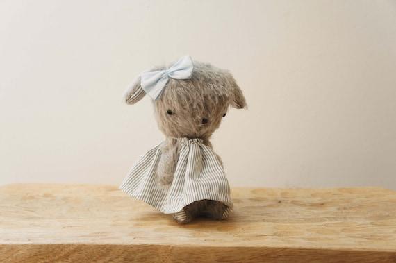 Lupita - little stuffed puppy