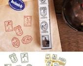 Le Petit Prince Rubber Stamps Kit DIY (5 pieces)