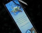 Sea Turtles Bookmark by Michaeline McDonald