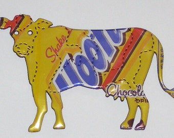 Cow Magnet - Yoo-Hoo Chocolate Milk Drink Can