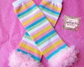 Girls Leg Warmers- ruffle baby legwarmer,Perfect for crawling baby