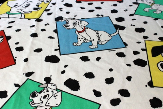 SALE! Disney's 101 Dalmatians Bed Sheet