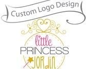 Logo custom - Business logo and watermark - Professional logo design - ooak logo design -boutique logo, photographer logo