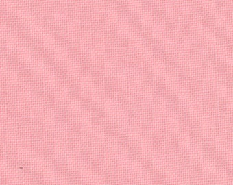 Bettys Pink 30s - 9900-120 Bella Solid by Moda Fabrics - 1 yard
