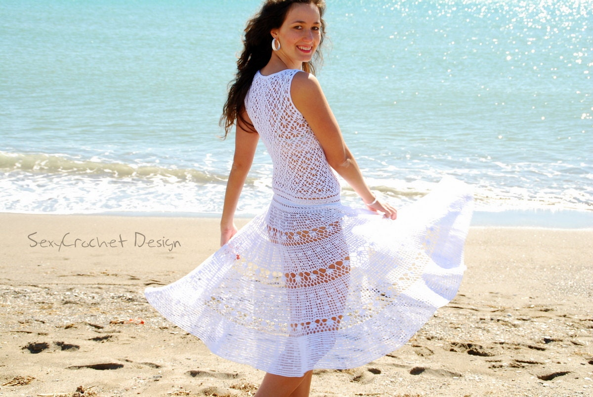 Beach White Dresses
