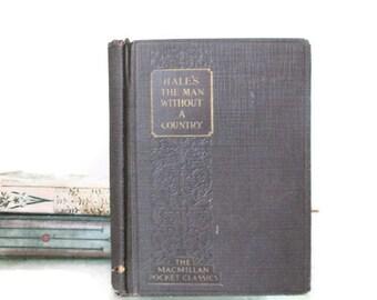 Antique Book Vintage Hardback Edward Hale