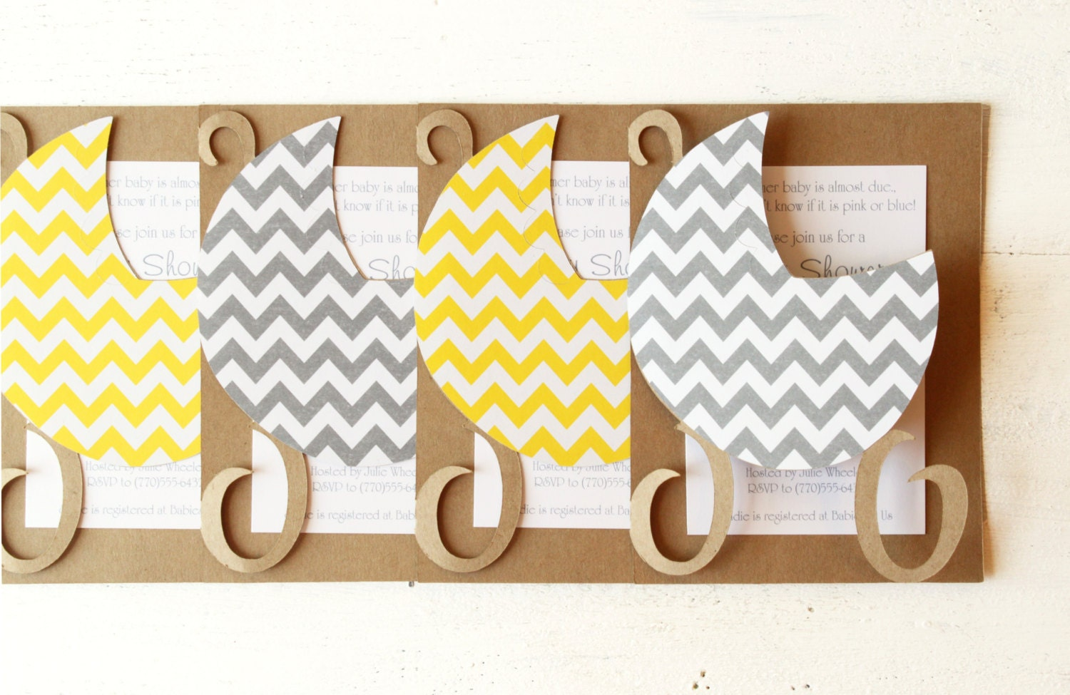 Baby Shower Images Neutral ~ Gender neutral baby shower invitations yellow by