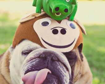 5 x 7 Inspirational English Bulldog Card