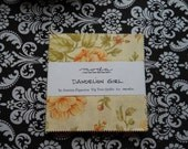 Dandelion Girl charm pack - by Fig Tree Quilts for Moda