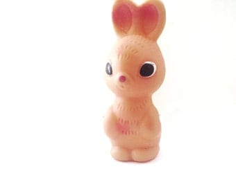 Rabbit Rubber Toy