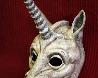 Unicorn Spirit Mask