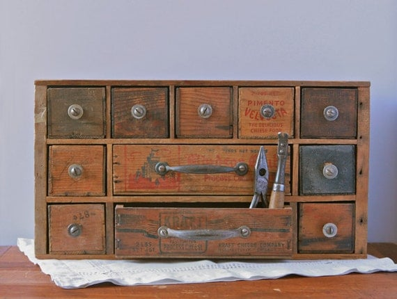 Items Similar To Multi Drawer Tool And Hardware Desk