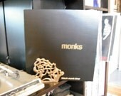 The Monks Black  Monk Time 1966 Reprint With Bonus Tracks On Lights In The Attic Records