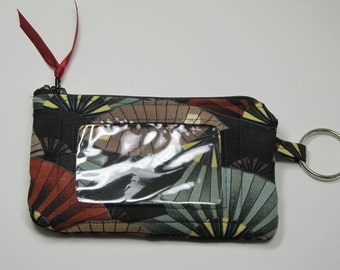 Wallet, ID with Key chain