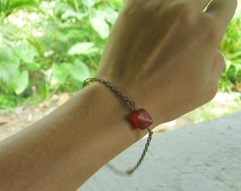 Pirates Booty Bracelet / Handmade Jewelry