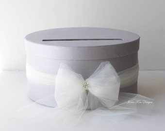 Wedding Card Box, Money Card Box, Card Holder  - Custom Made to Order
