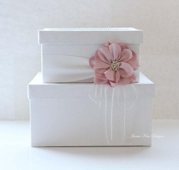 Wedding Card Box Wedding Money Box Gift Card Holder - Custom Made to Order