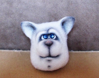 Felt doll - Handmade toys - Needle felting - Figurines - Felt toys - Eco friendly - Personalised gifts - Gifts for her - gifts for men