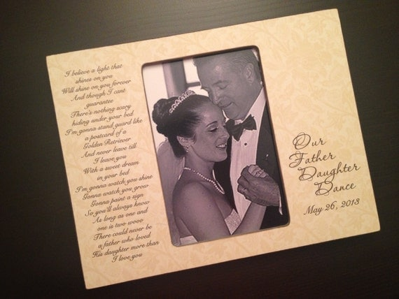 Father Daughter Wedding Gifts: Unavailable Listing On Etsy