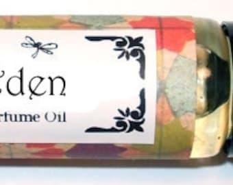 EDEN - Roll on Perfume Oil - 1/3 oz - Jasmine/Ylang Ylang/Honeysuckle/Musk