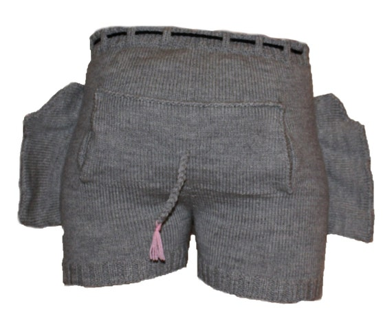 Anniversary gift, Adult pajama, Gift for him, Surprise gift, Elephant Underwear, Elephant boxer, Adult costume, Gift for man