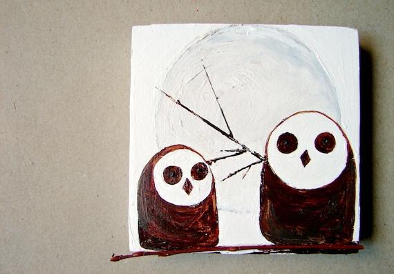 Items Similar To Owl Art Home Decor, Office Decor, Barn