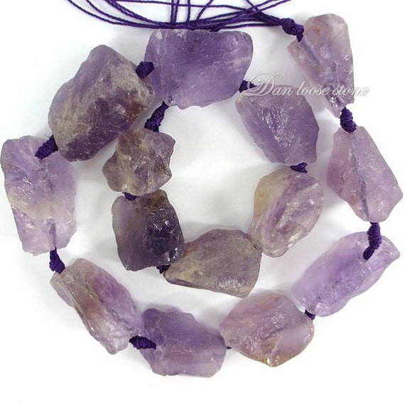 Light Purple Marble : Natural light purple amethyst original stone by danloosestone