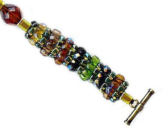 Bead Pattern Only, Bracelet Bead Pattern (pdf)