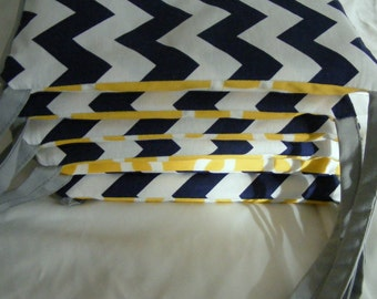 Children's Baby Bedding Set Skirt / Bumper / Sheet