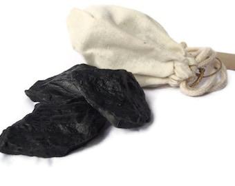 Lump of Coal Soap, Coal, Bad Boy, Bad Girl, Naughty, Christmas, Holiday, Charcoal, Charcoal Soap