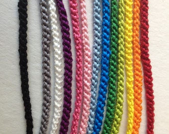 Mix & Match - Every Color - Thin Friendship Bracelets