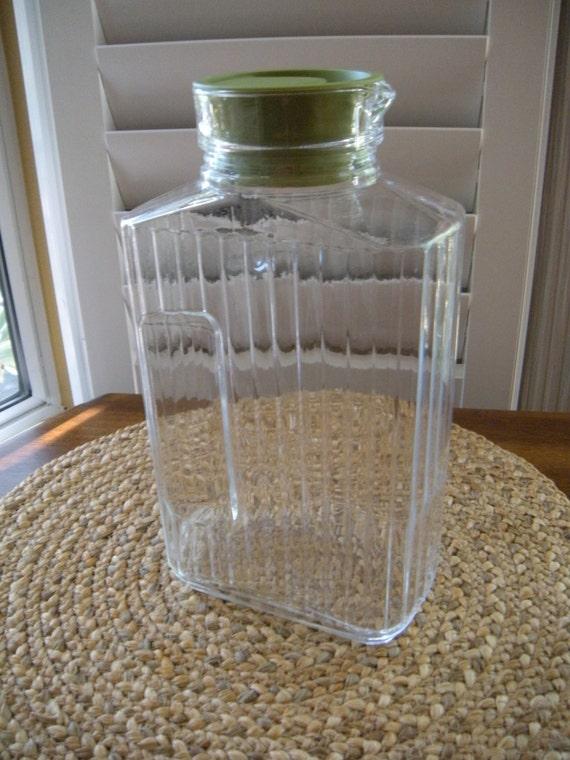 Vintage Refrigerator Glass 101